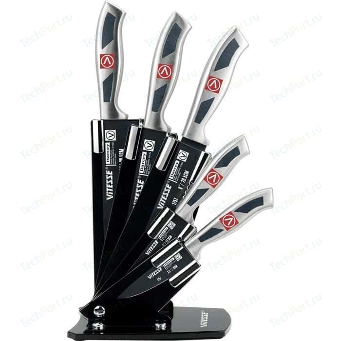 Набор ножей Vitesse из 6-ти предметов VS-1757