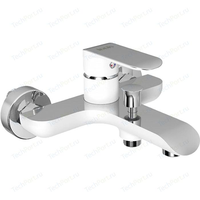 Смеситель для ванны IDDIS Calipso белый/хром (CALSB00I02WA)