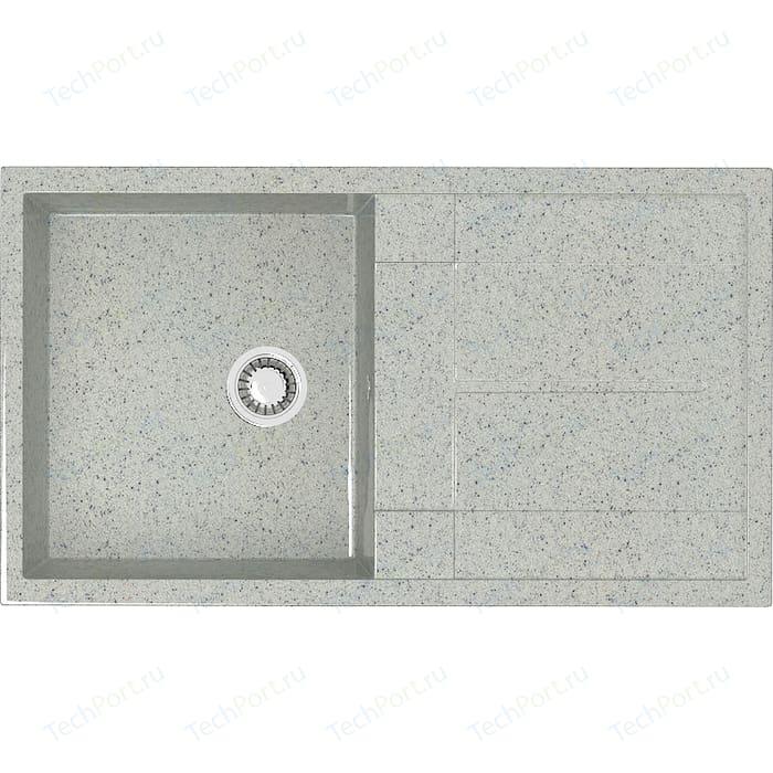 Кухонная мойка Marrbaxx Рони Z017Q10 светло-серая (Z017Q010)