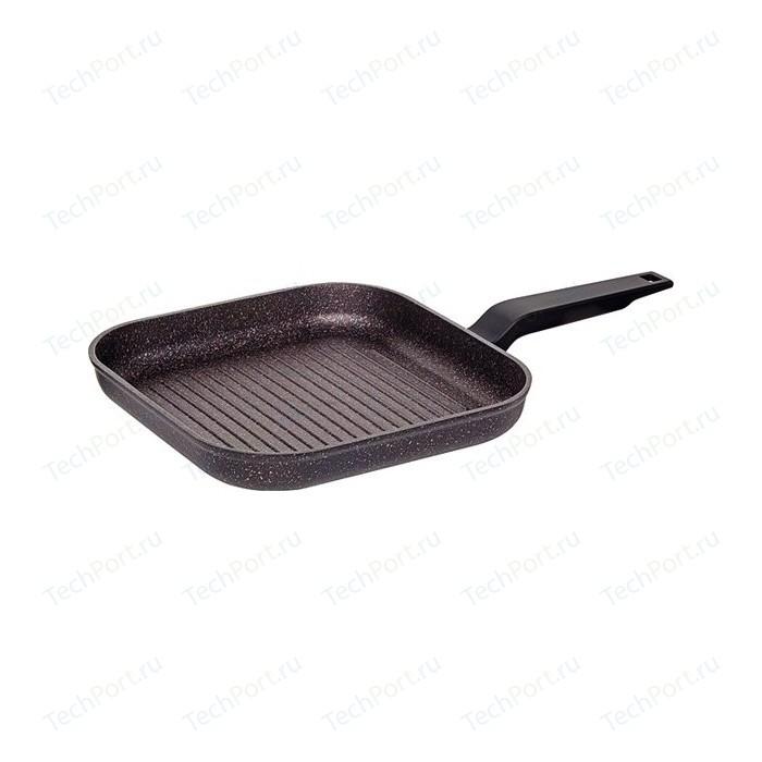 Сковорода-гриль Nadoba 26x26 см Kosta (728920) сковорода гриль tima 26x26 см шеф 2614п