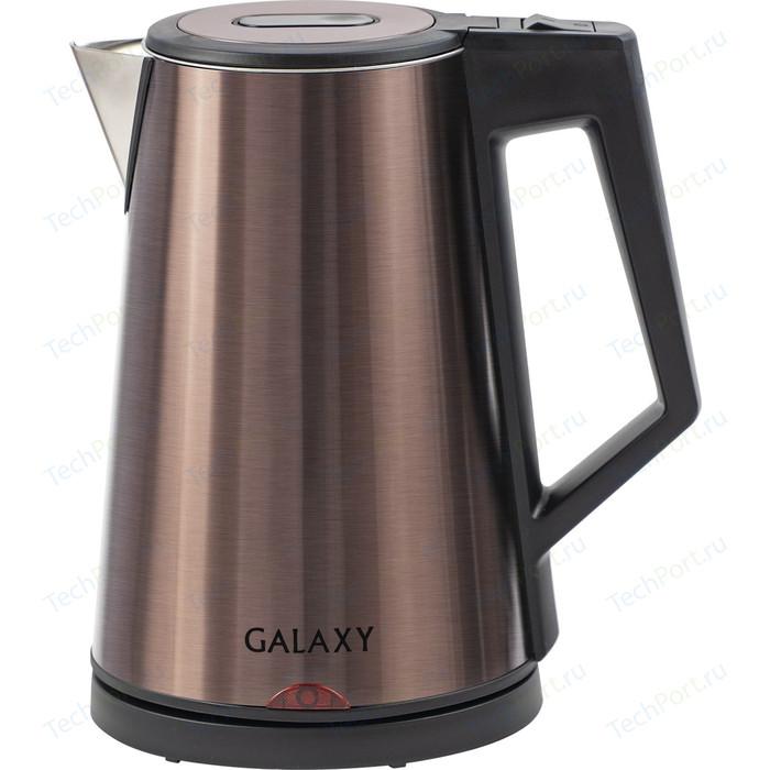 Чайник электрический GALAXY GL0320 бронзовый