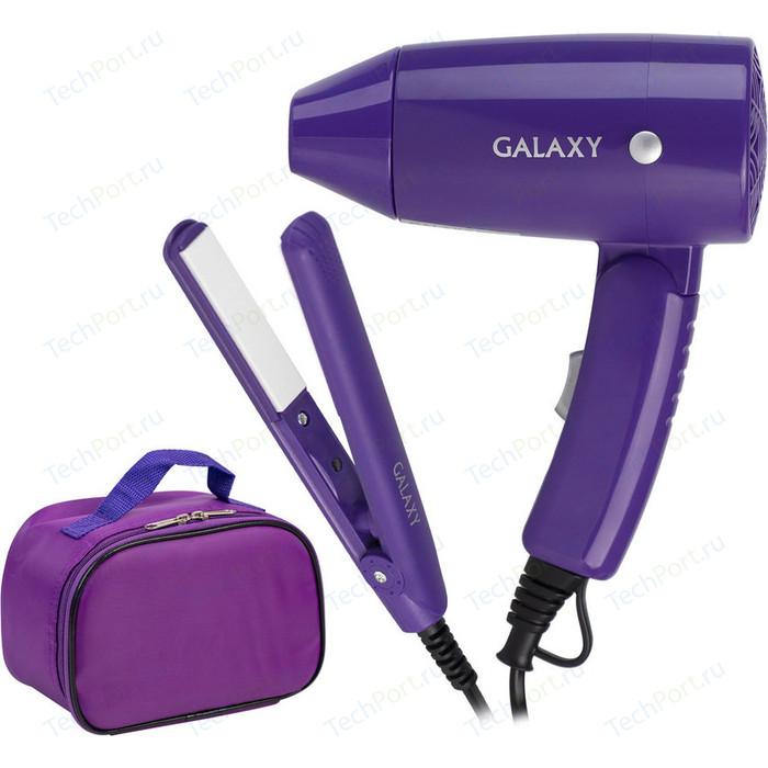 Набор (фен + щипцы) GALAXY GL 4720 фен galaxy gl 4302