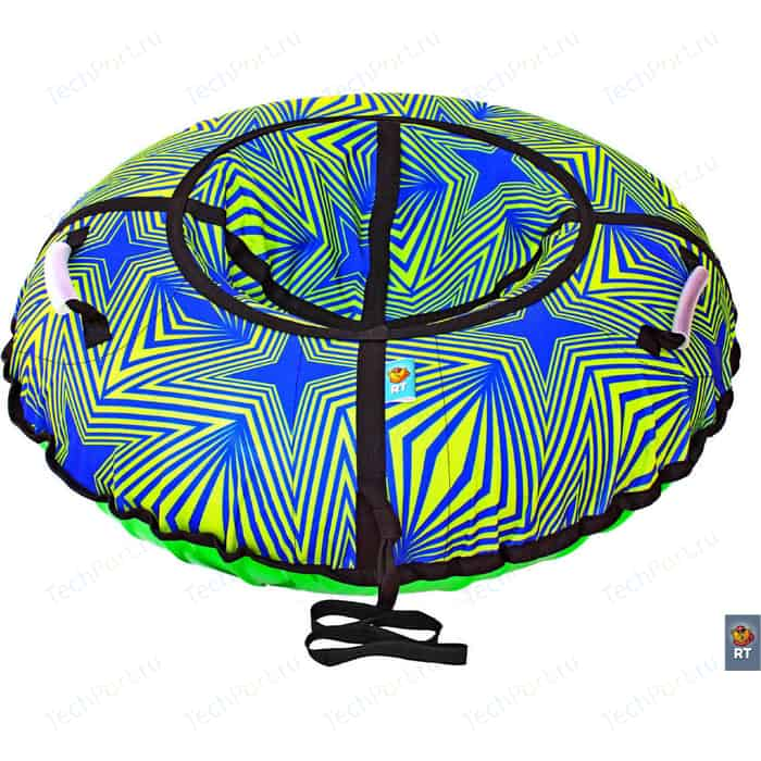 Тюбинг RT Калейдоскоп автокамера, диаметр 100 см