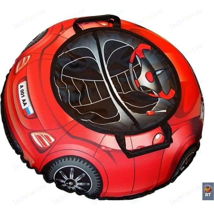 Тюбинг RT SUPER CAR Mercedes красный 100 см (6925)