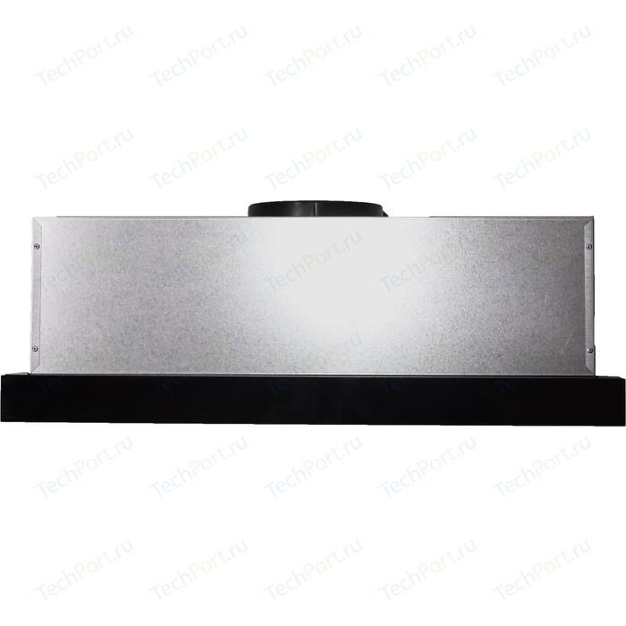 Встраиваемая вытяжка EXITEQ EX - 1076 Black glass