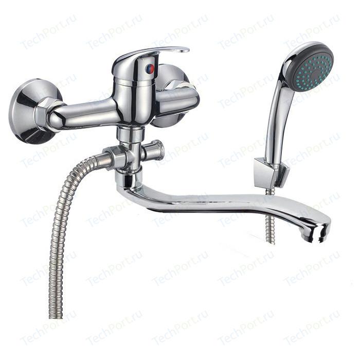 Смеситель для ванны Славен Прораб (СЛ-ОД-П30) смеситель для кухни славен прораб настенный сл од п24