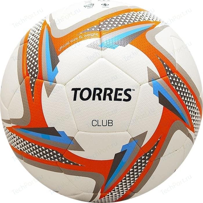 Мяч футбольный Torres Club F31835 р.5