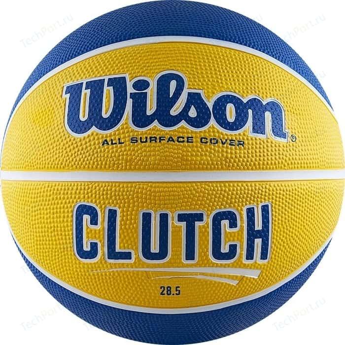 Мяч баскетбольный Wilson Clutch 285 WTB14198XB06 р.6