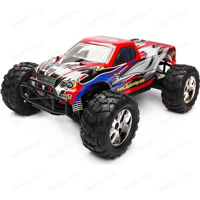 Радиоуправляемый монстр BSD Racing (электро) 4WD RTR масштаб 1/10 2.4G - BS706T