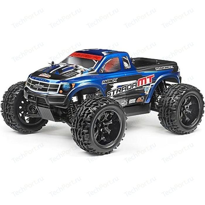 Фото - Радиоуправляемый монстр Maverick STRADA MT 4WD RTR масштаб 1/10 2.4G - MV12615 радиоуправляемый монстр remo hobby mmax upgrade 4wd rtr масштаб 1 10 2 4g rh1035upg blue