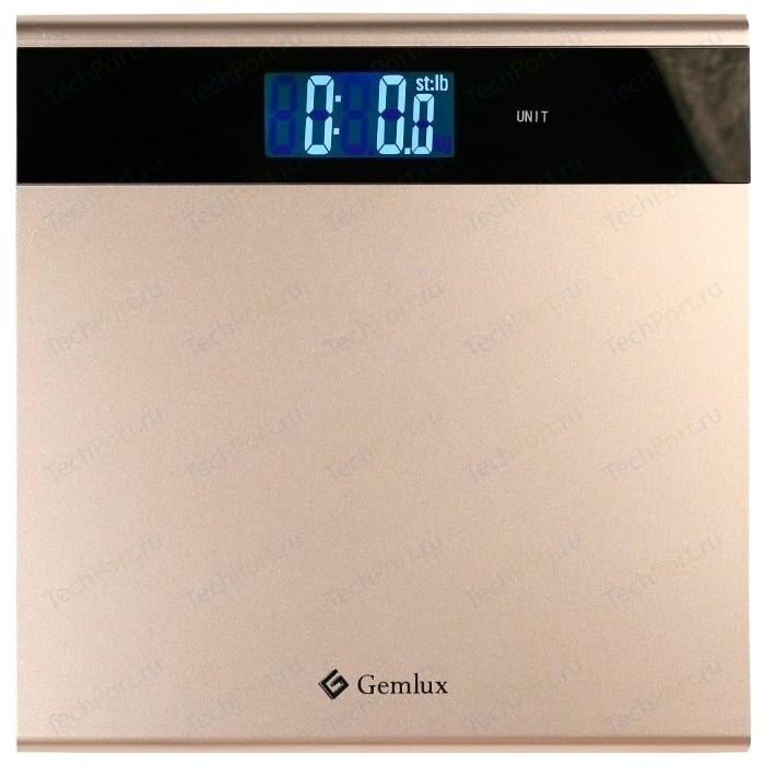 Весы напольные GEMLUX GL-BS159 весы напольные galaxy gl 4801