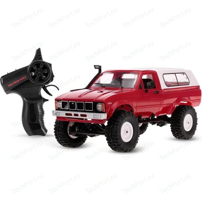 Радиоуправляемый краулер Aosenma Military Truck Buggy Crawler RTR 4WD масштаб 1:16 2.4G - WPLC-24-R