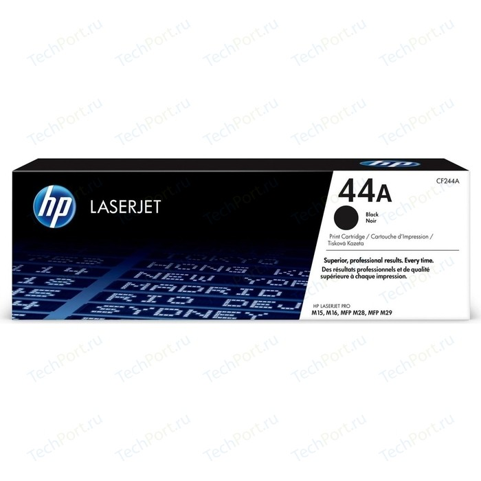 Картридж HP 44A (CF244A) 1000 стр.