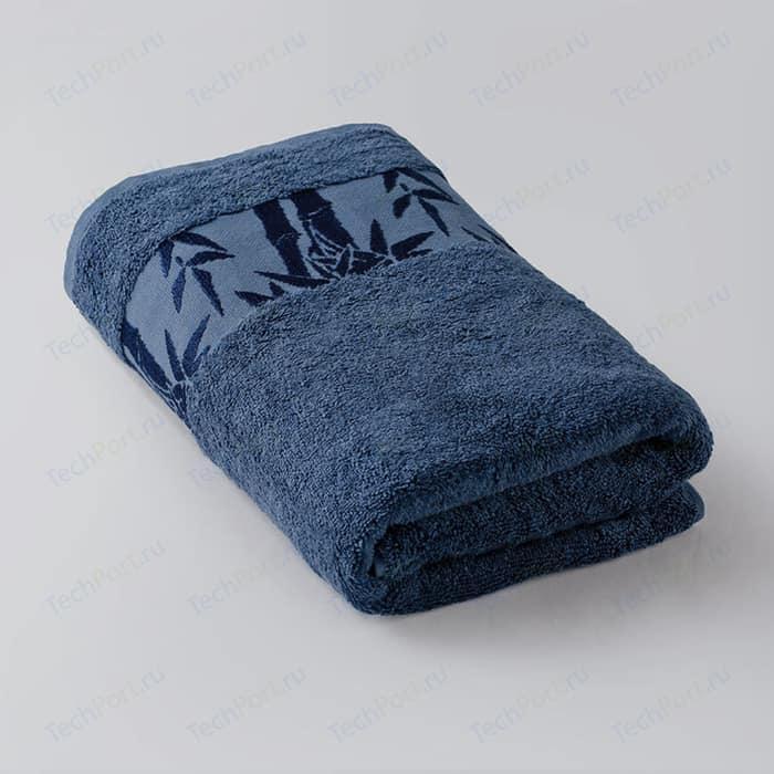 Полотенце Ecotex Бамбук, 90x150, синий (4650074950358)
