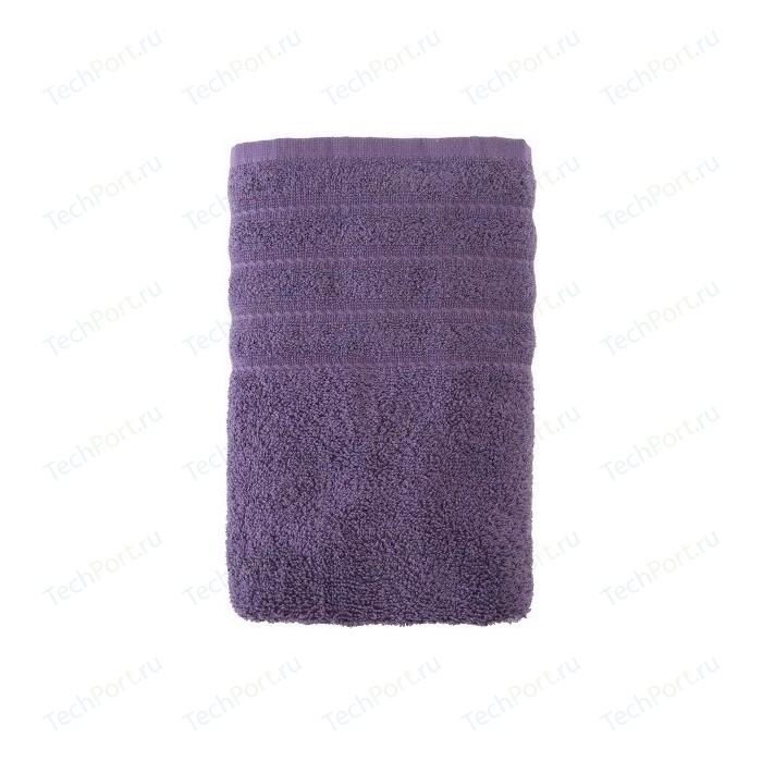 Полотенце Ecotex Лайфстайл, 50x90, фиолетовый (4650074957609) полотенце ecotex лайфстайл 70x130 фиолетовый 4650074957616