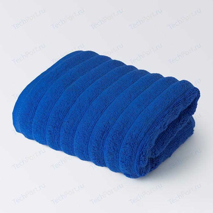 Полотенце Ecotex дубль Лайфстайл, 70x130, синий (4650074951317)