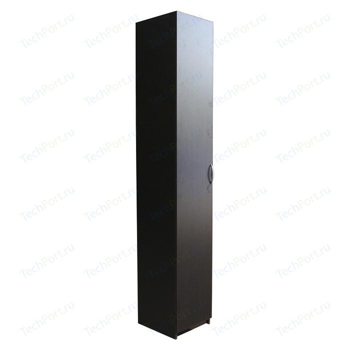 Шкаф для одежды Шарм-Дизайн Уют 50х60 венге шкаф для одежды гамма уют 60х60 венге