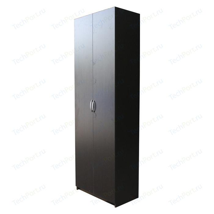 Шкаф для одежды Шарм-Дизайн Уют 80х60 венге шкаф для одежды гамма уют 60х60 венге