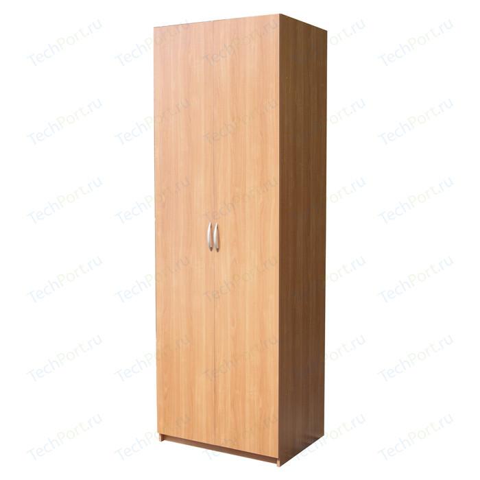 Шкаф для одежды Гамма Комби Уют 80х60 вишня оксфорд