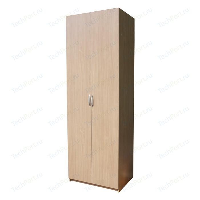 Шкаф для одежды Гамма Комби Уют 80х60 бук бавария