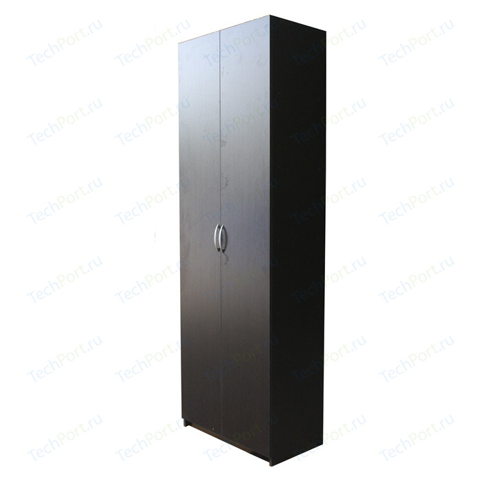 Шкаф для одежды Шарм-Дизайн Комби Уют 80х60 венге шкаф для одежды гамма уют 60х60 венге