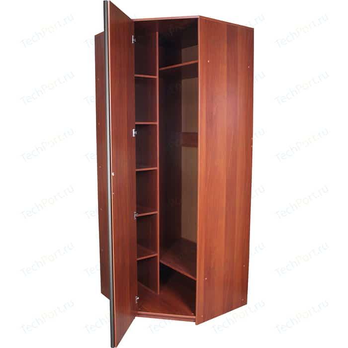 Угловой шкаф Гамма Премиум 82х45х240 вишня академия