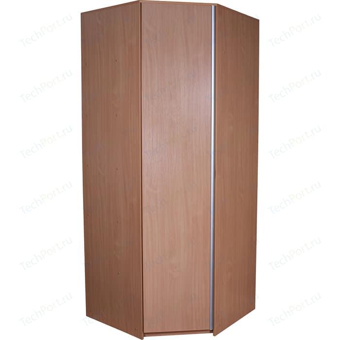 Угловой шкаф Гамма Премиум 97х60х240 бук бавария