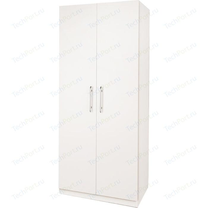 Шкаф для одежды Гамма Шарм 90х60 белый шкаф для одежды гамма шарм 90х60 дуб сонома