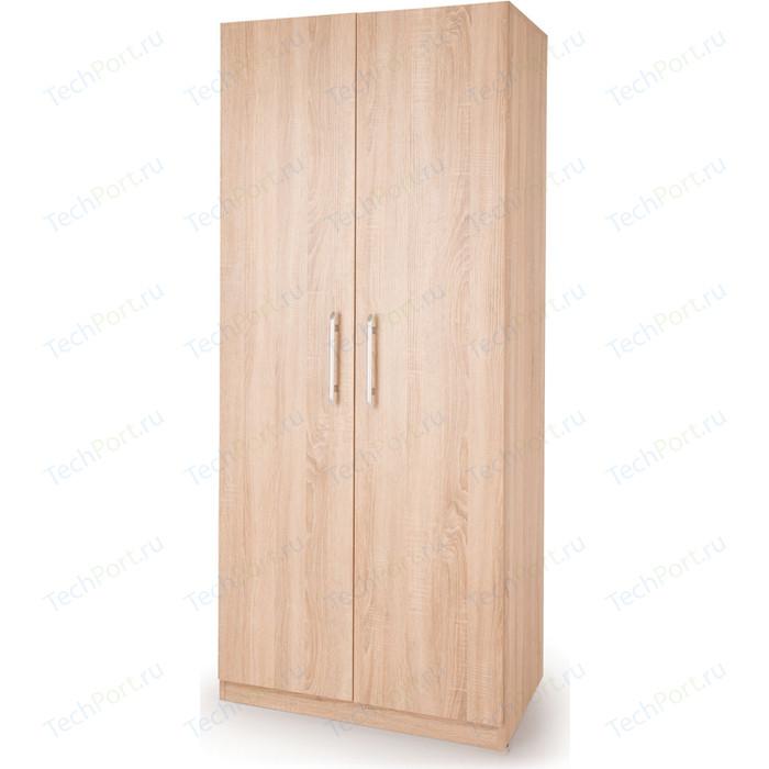 Шкаф для одежды Гамма Шарм 90х60 дуб сонома шкаф для одежды гамма шарм 70х60 дуб сонома