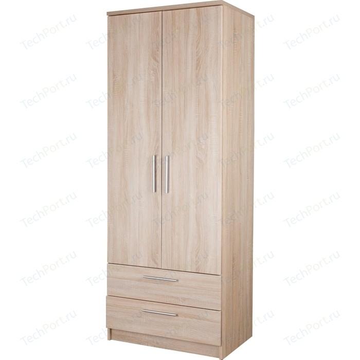 Шкаф с ящиками Гамма Соло 60х60 дуб сонома