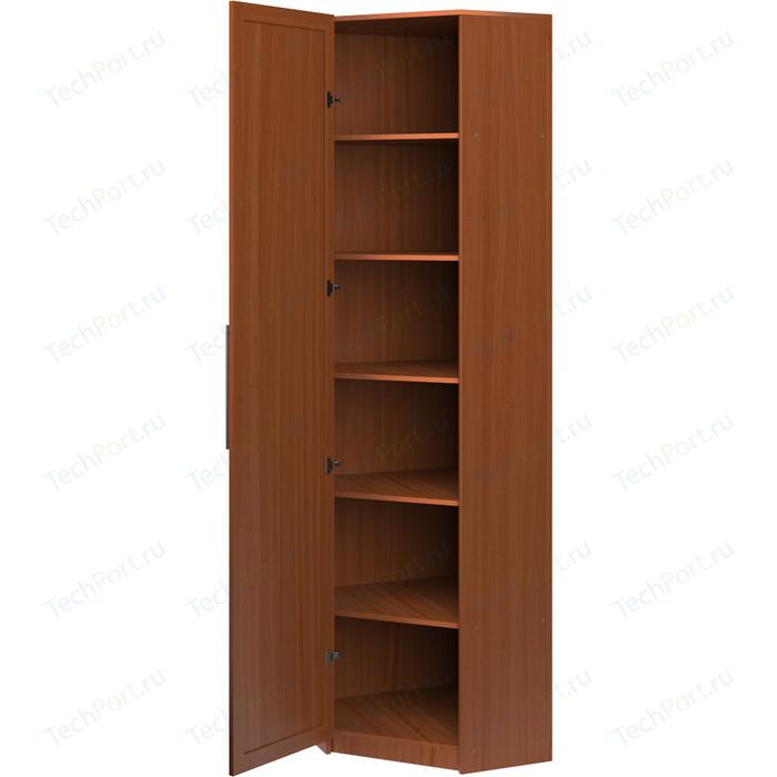Книжный угловой шкаф Шарм-Дизайн Симфония СУ-Г
