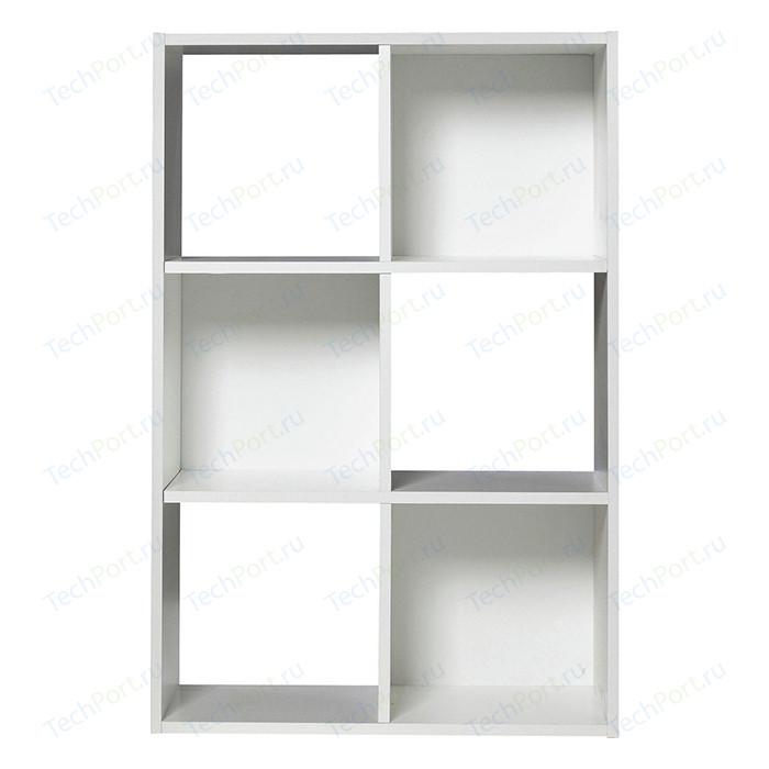 Стеллаж Гамма Бит-6 белый