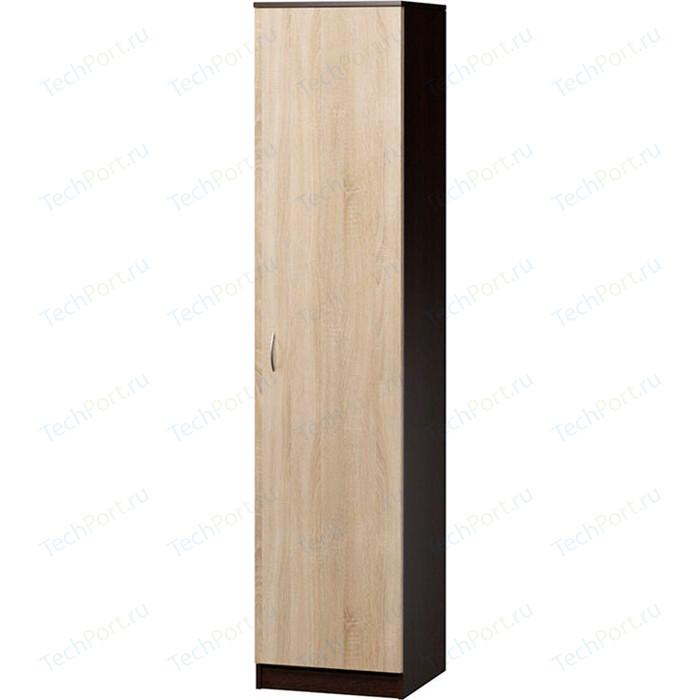 Шкаф для одежды Гамма Евро лайт 50х60 венге+дуб сонома