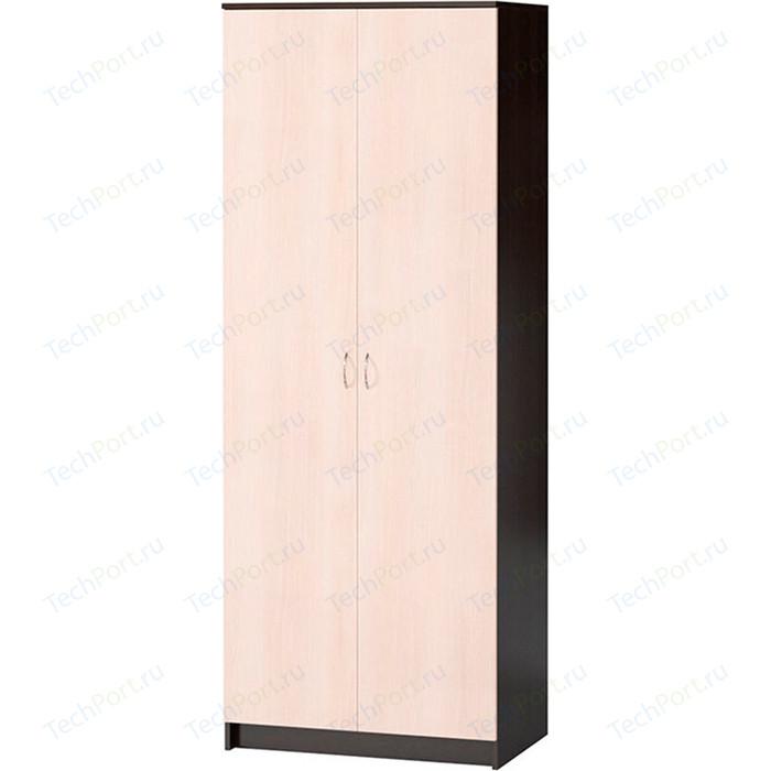 Шкаф комбинированный Гамма Евро лайт 80х60 венге+вяз
