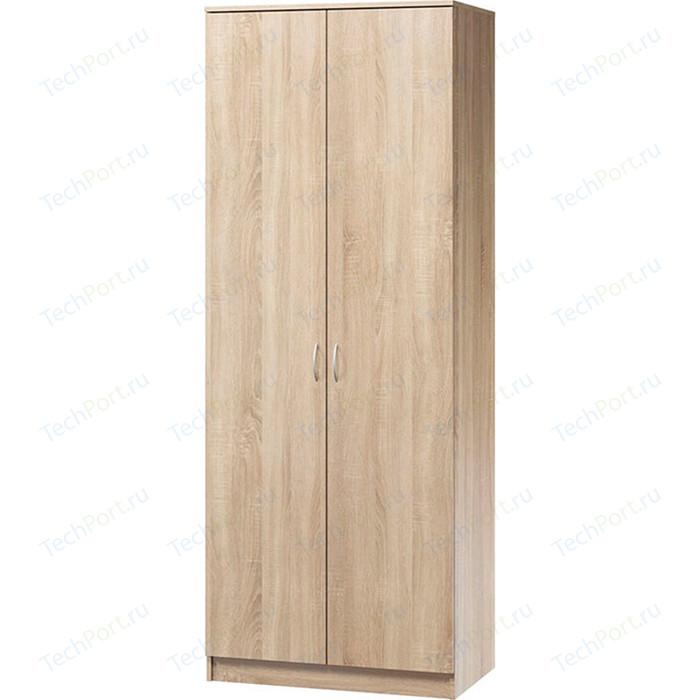 Шкаф комбинированный Гамма Евро лайт 90х60 дуб сонома шкаф для одежды гамма шарм 90х60 дуб сонома