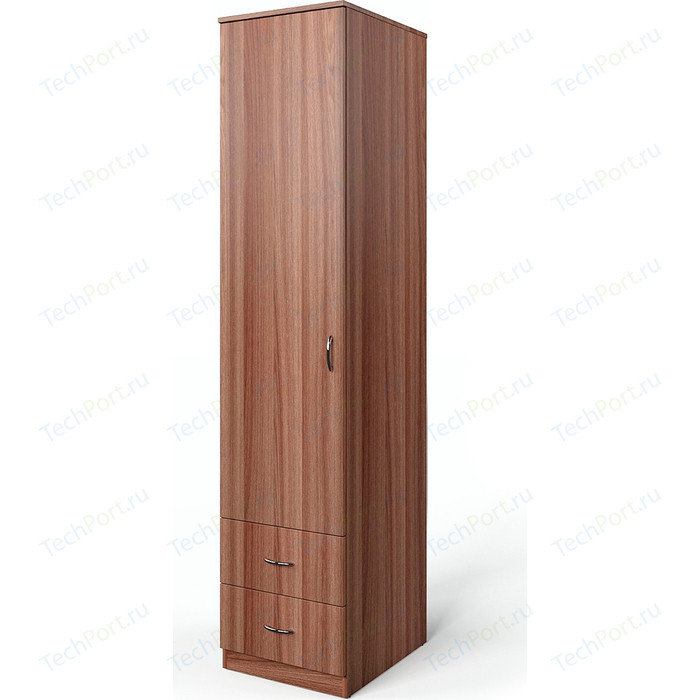 Шкаф однодверный Гамма Мелодия 40х60 ясень шимо темный шкаф однодверный гамма мелодия 50х60 вяз
