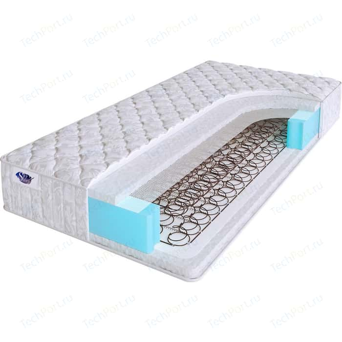 Матрас SkySleep START TWIN FIBER BS 140x200x21