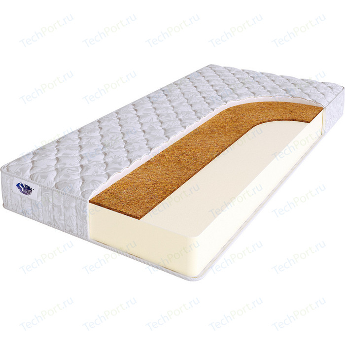 Матрас SkySleep ROLLER COTTON 14 COCOS 200x195x15
