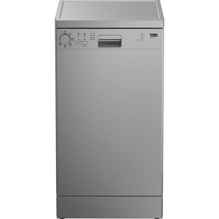 Посудомоечная машина Beko DFS 05W13S beko dfs 25w11 w белый