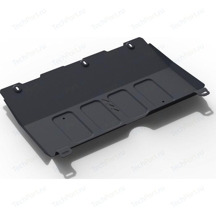 Защита картера и КПП АвтоБРОНЯ для Geely Emgrand X7 (2018-н.в.), сталь 2 мм, 111.01918.1