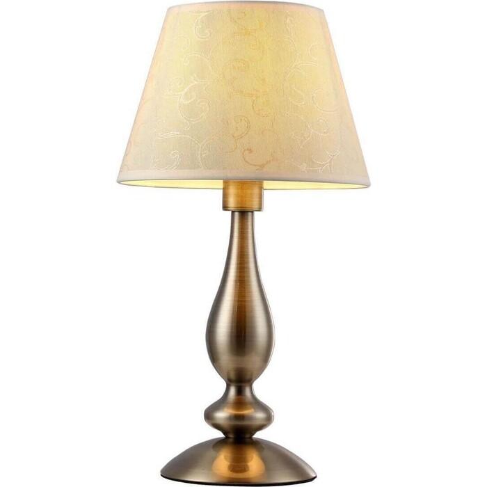 Настольная лампа Artelamp A9368LT-1AB a9070lt 1ab ivory настольная лампа