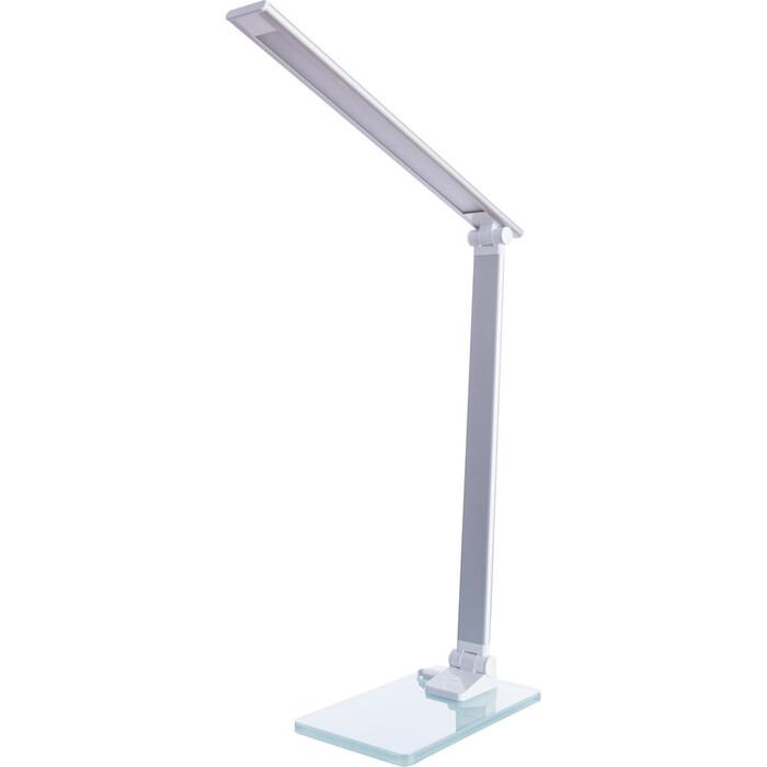 Настольная лампа Arte Lamp A1116LT-1WH настольная лампа arte lamp villaggio a3400lt 1wh