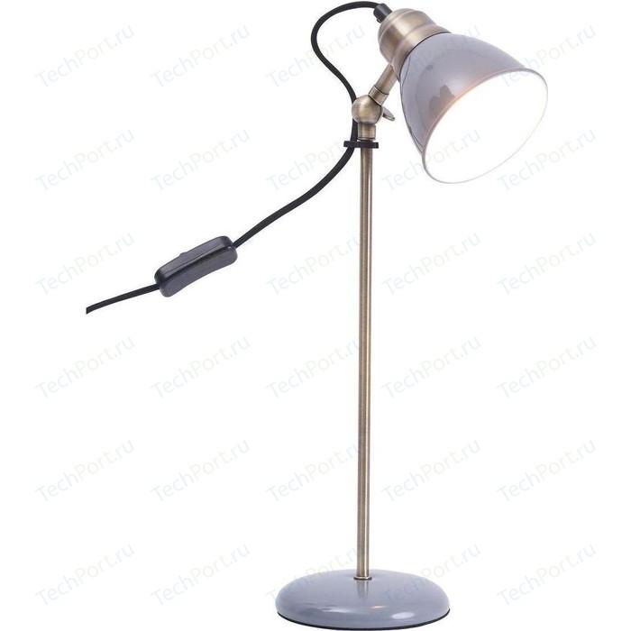 Настольная лампа Artelamp A3235LT-1AB a9070lt 1ab ivory настольная лампа