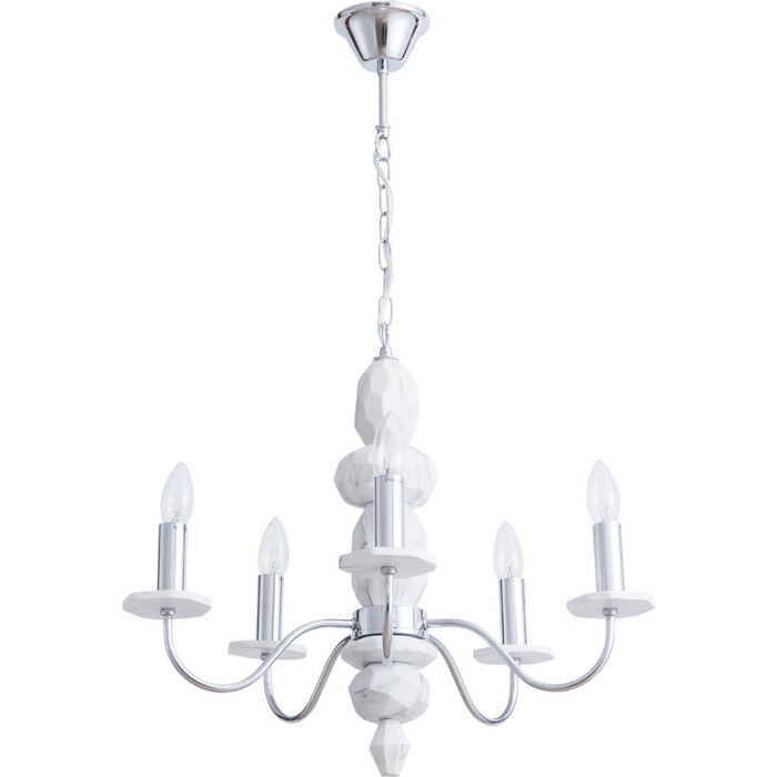 Подвесная люстра Arte Lamp A6062LM-5WH люстра arte lamp a5700lm 5wh