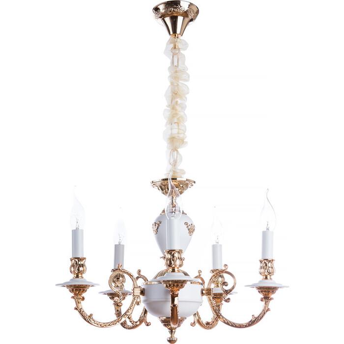 Фото - Подвесная люстра Arte Lamp A8020LM-5WG подвесная люстра arte lamp a6114lm 5wg