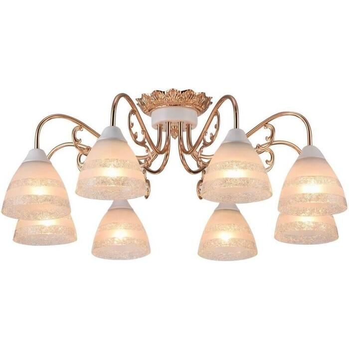 Потолочная люстра Arte Lamp A7072PL-8WG недорого