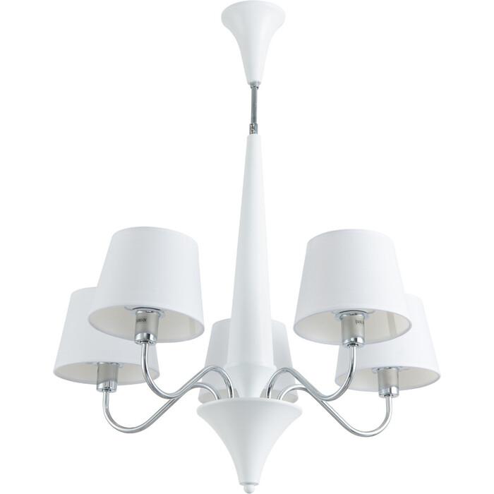Подвесная люстра Arte Lamp A1528LM-5WH люстра arte lamp gracia a1528lm 5wh e14 200 вт