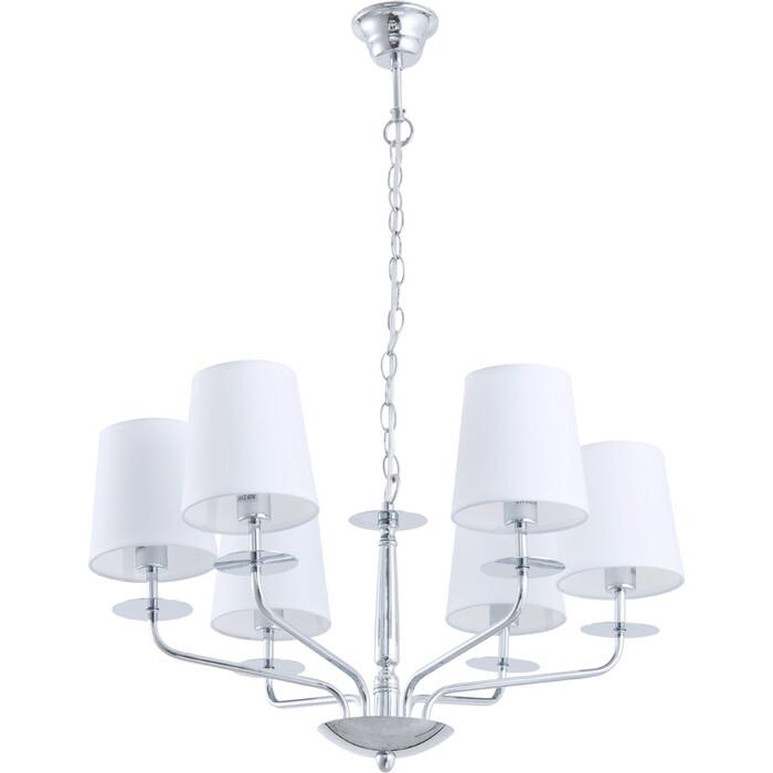 Подвесная люстра Arte Lamp A1048LM-6CC