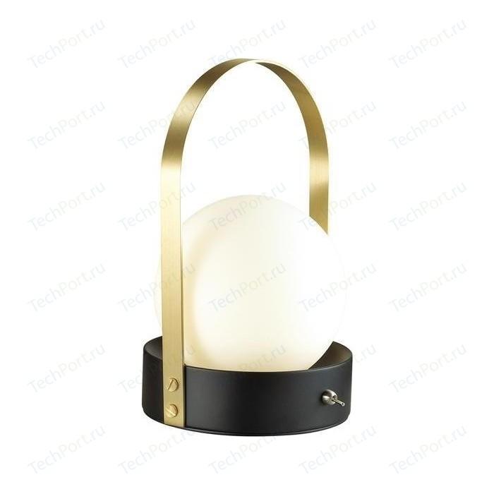 Настольная лампа Odeon 4076/5TL