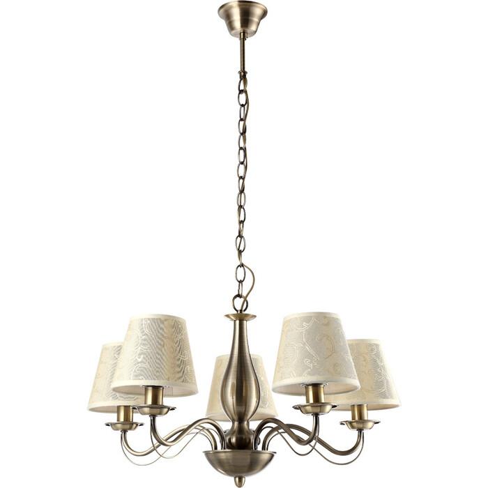 Подвесная люстра Arte Lamp A9368LM-5AB